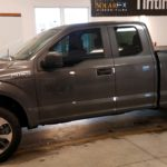 Ford F-150 window tinting