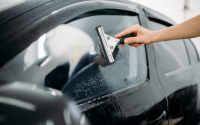 5 Reasons Why You Should Leave Window Tinting to the Professionals…